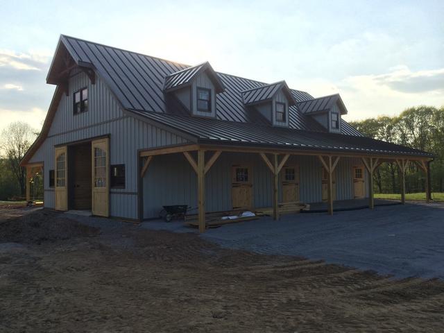 Horse Barn Builders